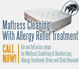 Washington DC Mattress Cleaning
